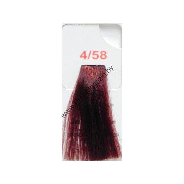 Краска для волос lisap lk creamcolor палитра